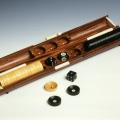 Spieledose für Backgammon